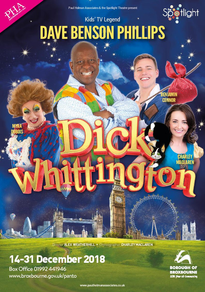 Dick Whittington Banner