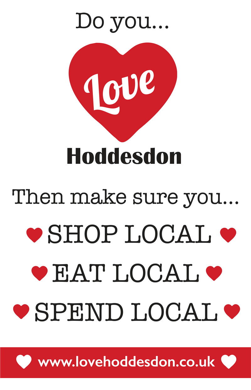 Do you Love Hoddesdon