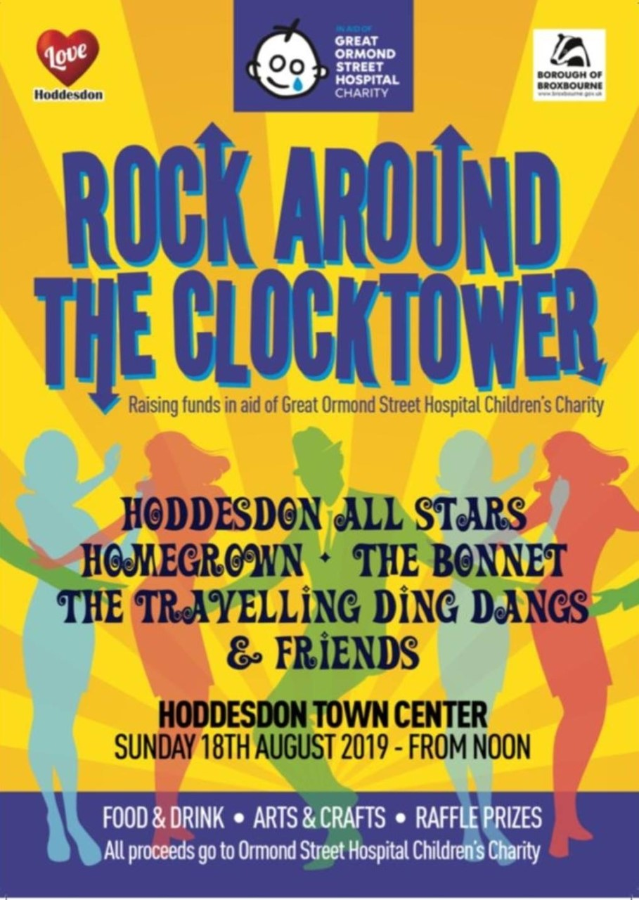 Rock around the Clocktower