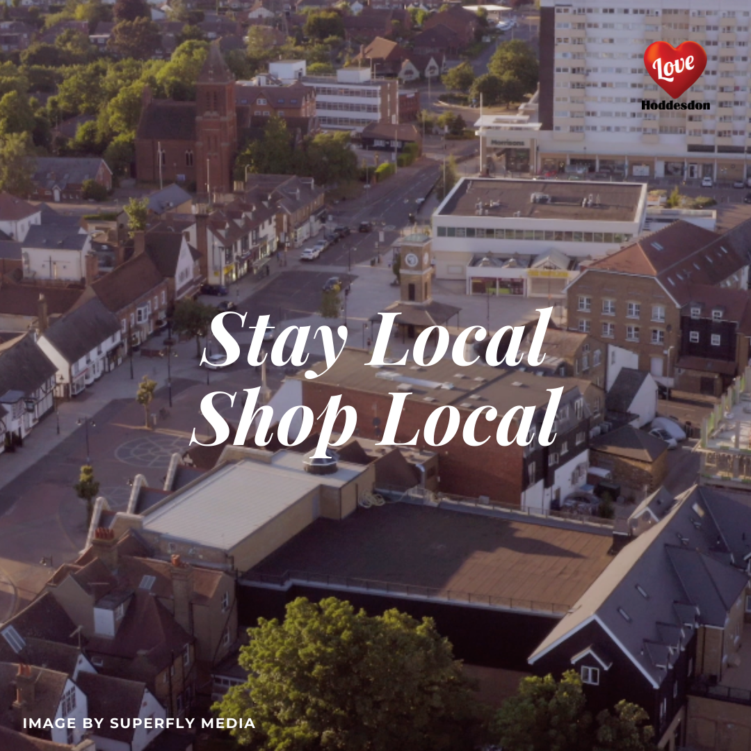 Shop Local - Stay Local